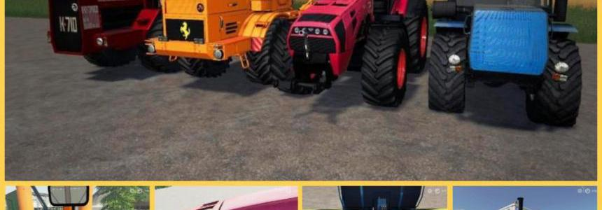 Pack powerful tractors v1.0