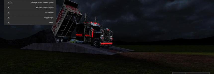 Peterbilt dump demon v1.0