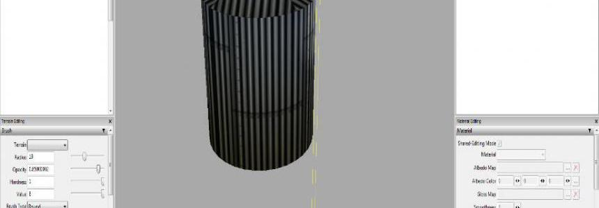 Prefab steel silo v1.0