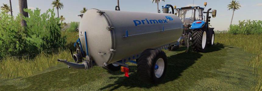 Primex 6000 Liter Pack v1.0.0.0