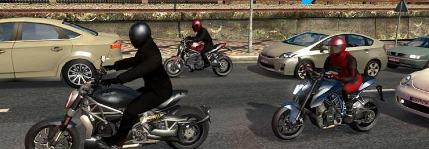 Real Ai sounds for Motorcycle pack by Jazzycat v2.5