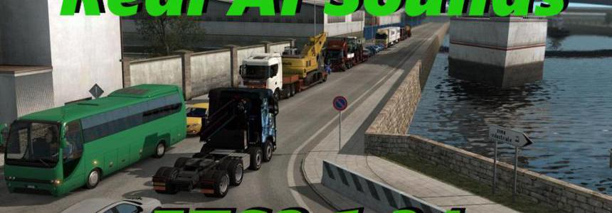 Real Ai Traffic Engine Sounds packs 1.34