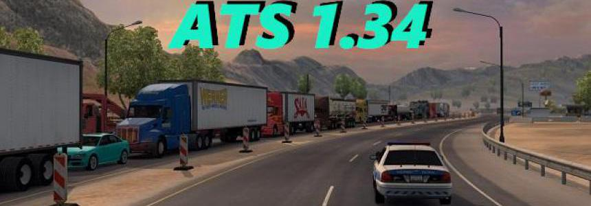 Real Traffic Density and Ratio 1.34.a