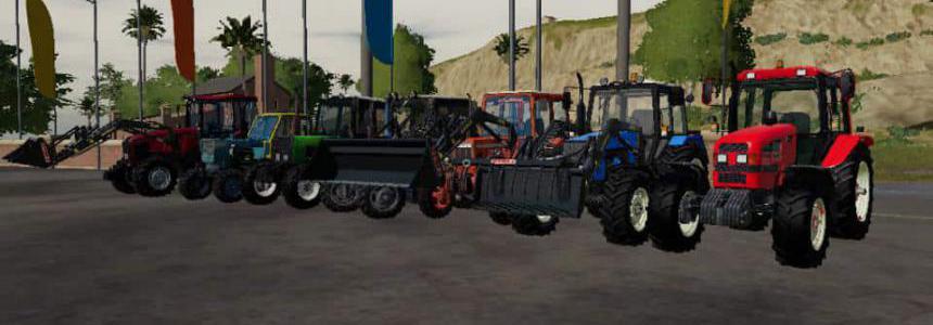 Russian Farmer Pack v1.0