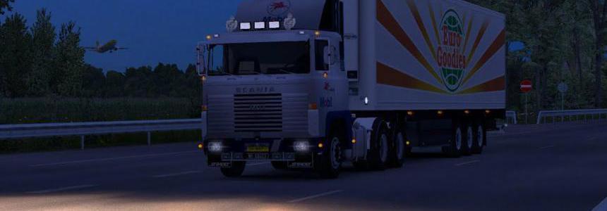 Scania 1 Series V8 Sound v3.0