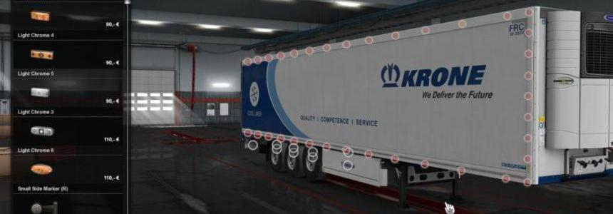 Slots for Krone Trailers 1.34.x