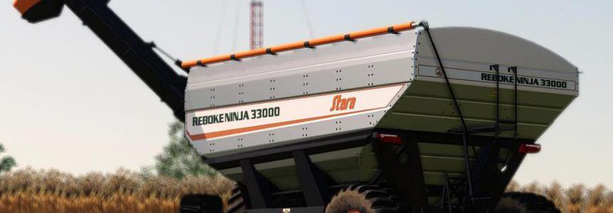 Stara Reboke Ninja 33000 Inox v1.0