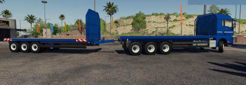 Truck And Trailer Man v1.0.0.0