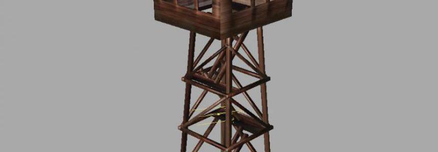 Watch tower prefab v1.0