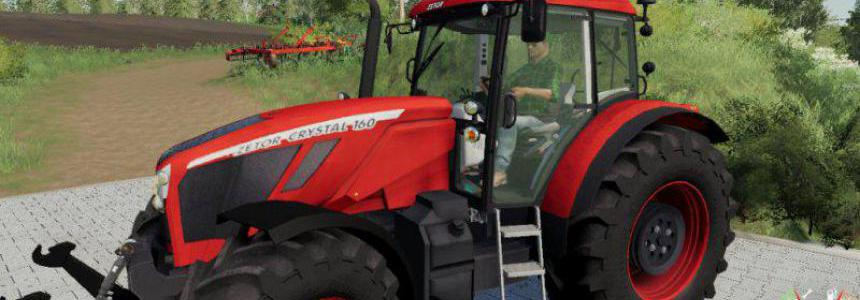 Zetor Crystal 160 New v1.0