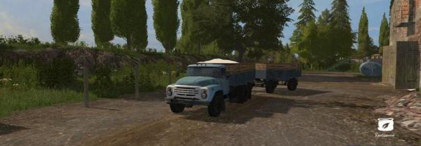 ZIL 130 ONBOARD + POLISH TRAILER MBP v2.5