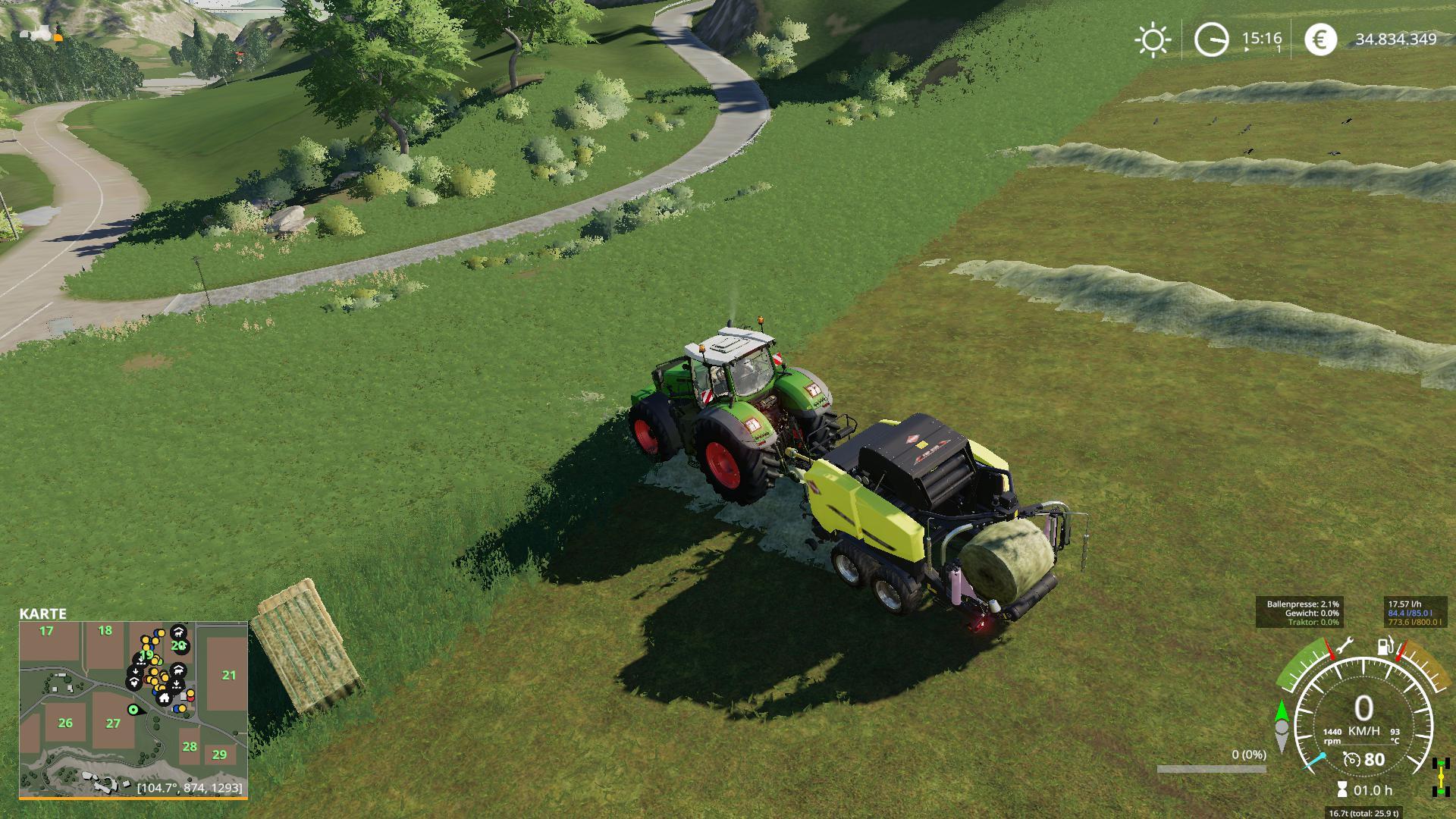 webboard เทศบาลตำบลไม้ยา :: Topic: farming simulator 19 (1/1)