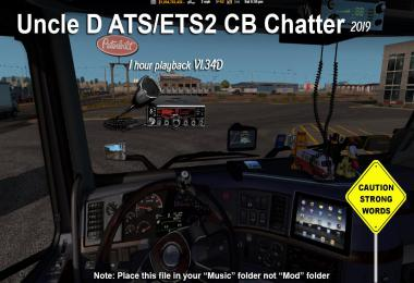 2019 Uncle D CB Chatter v1.34D