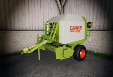 Claas Rollant 250 v1.0.0.0