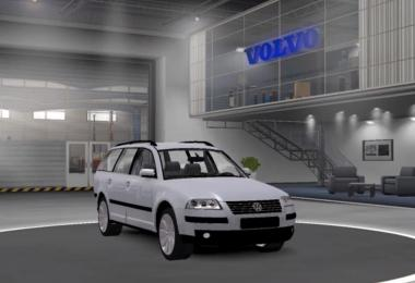 Volkswagen Passat B5 V1R2 1.34.x