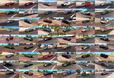 AI Traffic Pack by Jazzycat v6.0