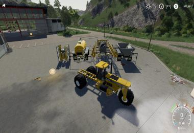 FS19 TerraGator 6203 Update Fix v2.1
