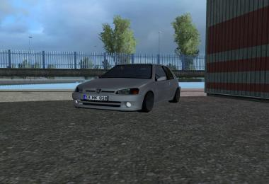 Peugeot 106 GTI 1.34
