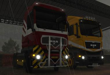 Additional Customisation [For TruckersMP] v1.0.6b