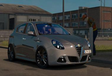 Alfa Romeo Giulietta ATS v1.0 1.34