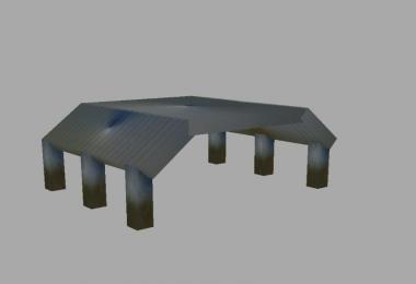 American bale shed prefab v1.0