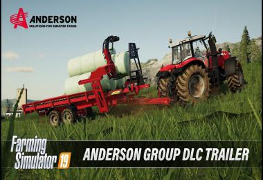 Anderson Group DLC Trailer
