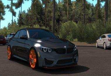 [ATS] BMW M4 GTS Coupe 2016 ATS v1.0 1.33+