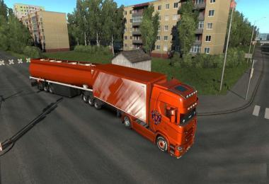 B-Train With Cistern MP-SP 1.34.x