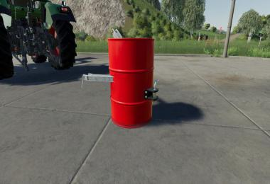 Barrel Weight v1.0.0.0