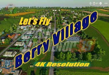 Berry Village Map v2.3.5