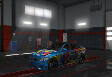 BMW M4 F82 ATS v2.1 (1.33&up)