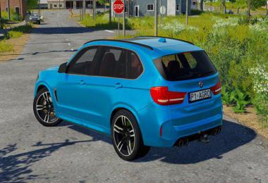 BMW X5M v1.0.0.0