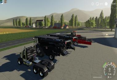 Canadian Farm Map Vehicules v1.0