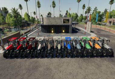 Case IH Maxxum By Gamling v1.0.0.2