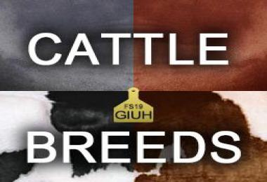 Cattle Breeds v1.0