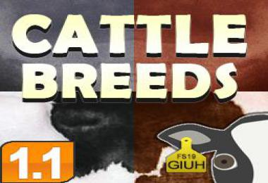 Cattle Breeds v1.1