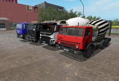 Concrete mixer BEST PACK v2.0