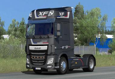Edition Prestige DAF XF106 Euro 6 v1.1.1 1.34.x