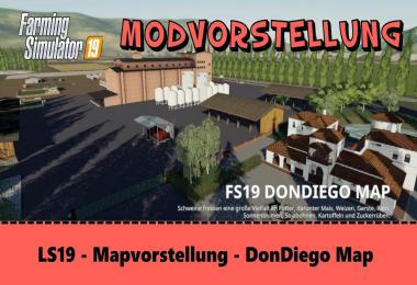 Dondiego Map v1.5.1
