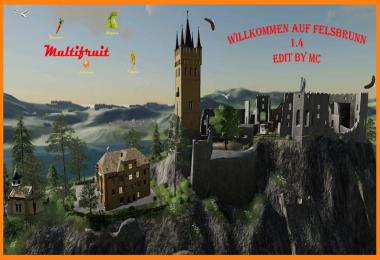 Felsbrunn Edit By MC MultifruitUpdate v1.4