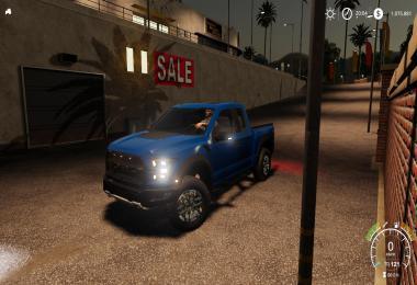 Ford Raptor 2017 BETA v1.0