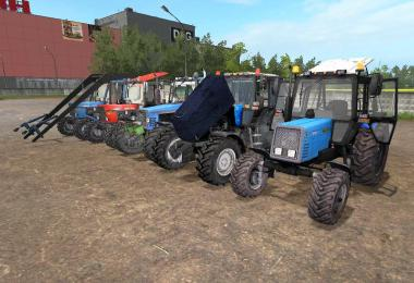 FS17 BEST PACK TRACTORS v2.0