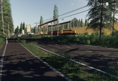 FS19 Fenton Forest V1.3 By Stevie