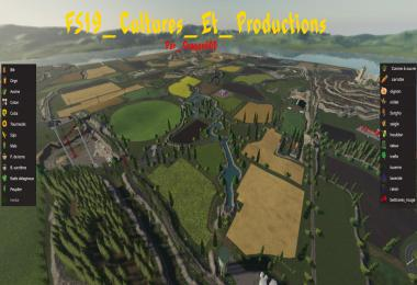 FS19 Cultures et Productions v1.3