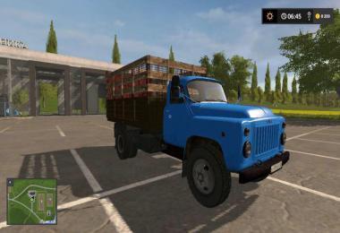 GAZ 53 Silos v1.1