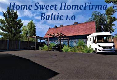 Home Sweet HomeFirma Baltic v1.0