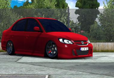 HONDA Civic VTEC2 fix 1.34