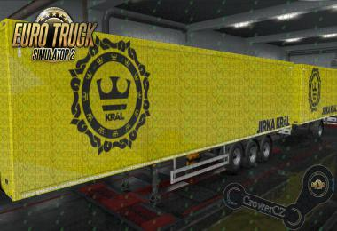 Jirka Kral Ownership Trailer Skin v1.0
