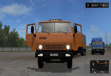 Kamaz 5410 and NEFAZ 93344 v2.0