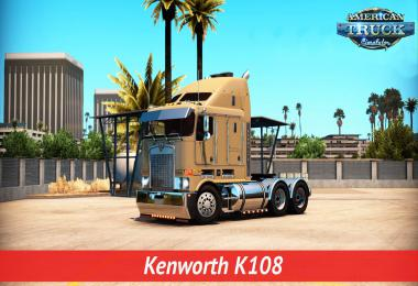 Kenworth K108 Update 1.34
